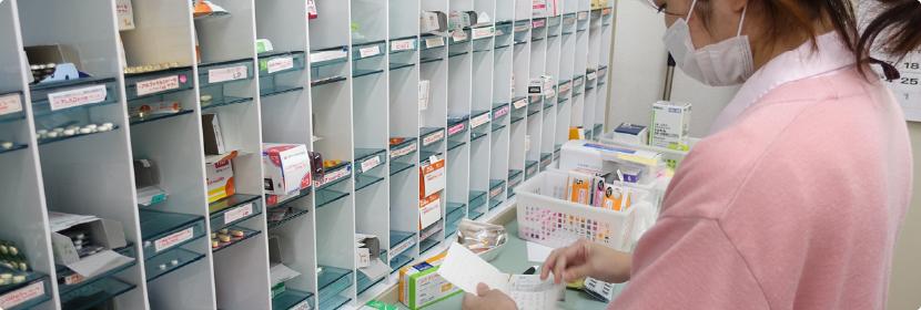 コンビニ以上に点在する薬局の実情と現場。